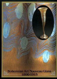Jan Mergl. Bohemian Art Nouveau Glass 1890-1915