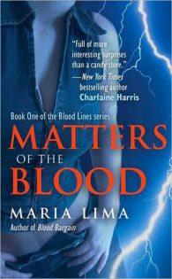Мария Лима. Кровный интерес