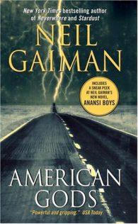 Neil Gaiman. American Gods
