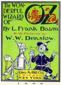Фрэнк Баум. Удивительный волшебник из страны Оз