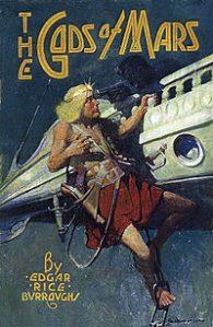 Эдгар Берроуз. Боги Марса
