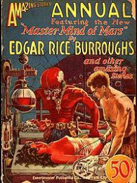 Эдгар Берроуз. Великий ум Марса