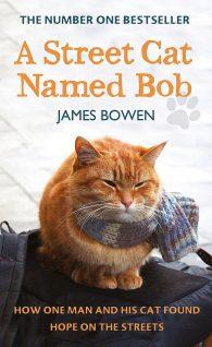 Джеймс Боуэн. Уличный кот по имени Боб
