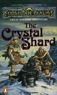Robert Salvatore. The Crystal Shard