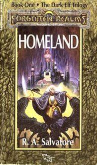 Robert Salvatore. Homeland