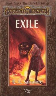 Robert Salvatore. Exile