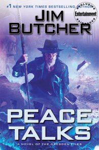 Джим Батчер. Мирные переговоры