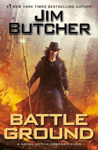 Джим Батчер. Поле битвы