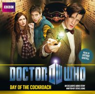 Steve Lyons. Doctor Who: Day of the Cockroach