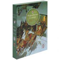 Ганс Христиан Андерсен, Кларк Клемент Мур. Рождественская коллекция, комплект из 3 книг в коробке